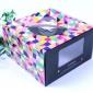 �S家定制包�b盒 烘焙包�b 手提生日蛋糕盒 可定制